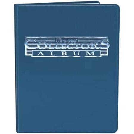 KLASER / PORTFOLIO - ULTRA PRO COLLECTORS PORTFOLIO NAVY BLUE