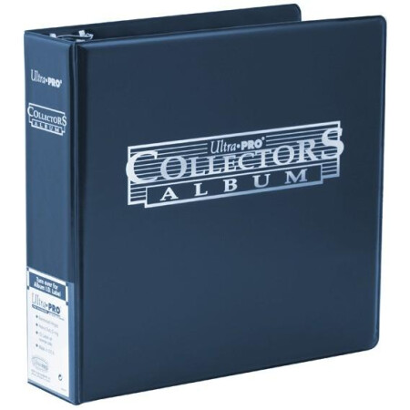 SEGREGATOR / ULTRA PRO COLLECTORS ALBUM NAVY BLUE