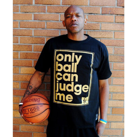 ONLY BALL CAN JUDGE ME