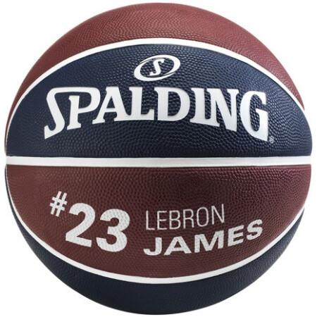 PIŁKA SPALDING NBA PLAYER BALL LEBRON JAMES