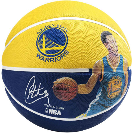 PIŁKA SPALDING NBA PLAYER BALL STEPHEN CURRY