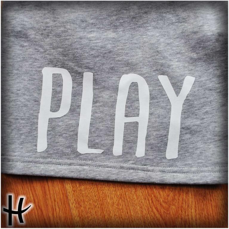 PLAY HARD BASKETBALL