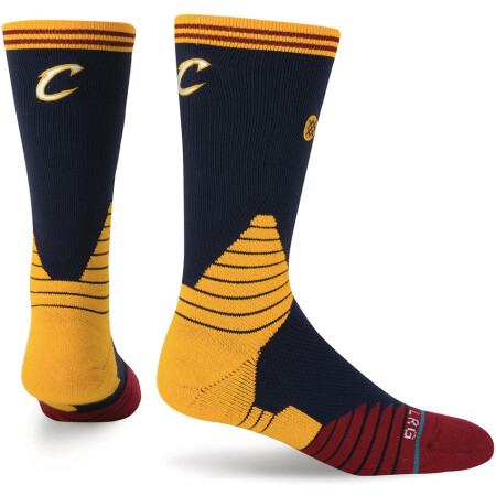 STANCE NBA ON COURT LOGO CLEVELAND CAVALIERS