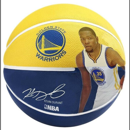 PIŁKA SPALDING NBA PLAYER BALL KEVIN DURANT
