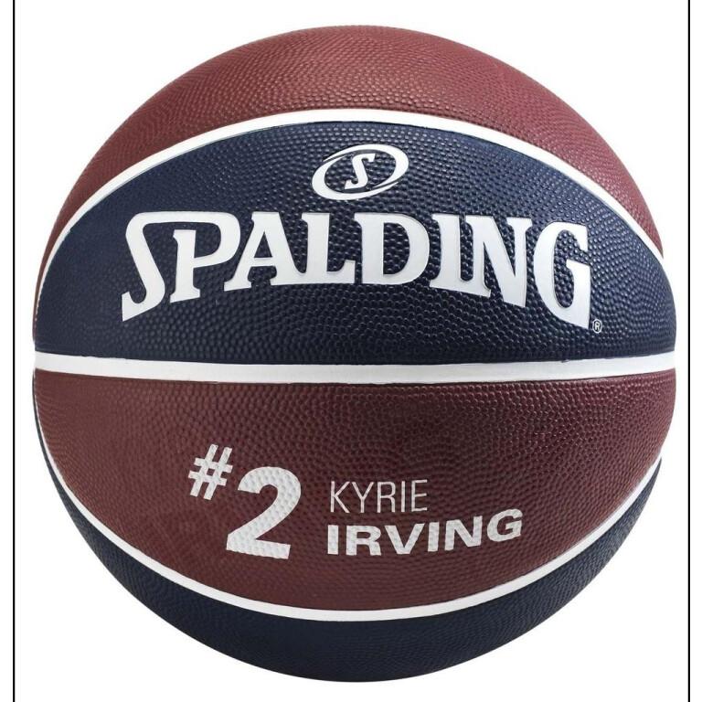 PIŁKA SPALDING NBA PLAYER BALL KYRIE IRVING