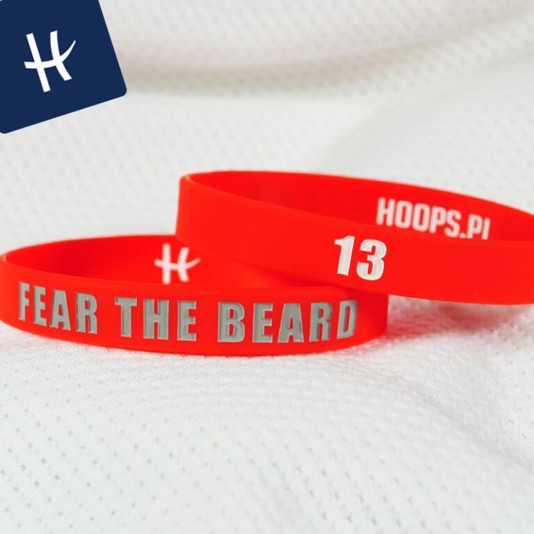 FEAR THE BEARD - 13 - OPASKA NA RĘKĘ RUBBERBAND