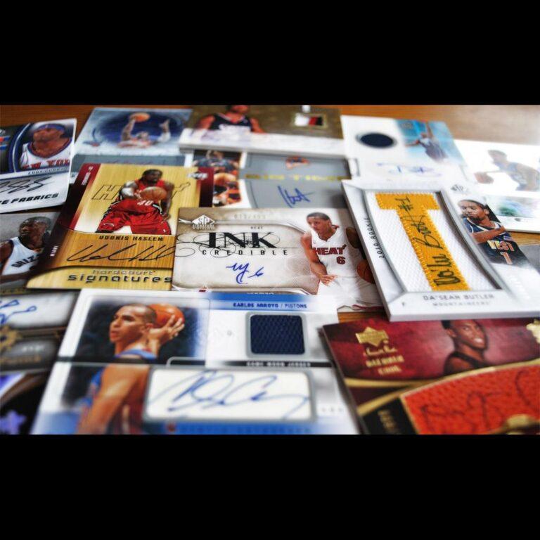 MYSTERY PACK - 15 KART NBA W PACZCE
