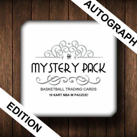 MYSTERY PACK AUTOGRAPH - 10 KART NBA W PACZCE