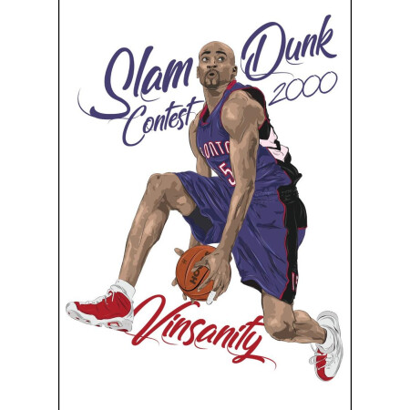 VINSANITY - 2000 SLAM DUNK CONTEST