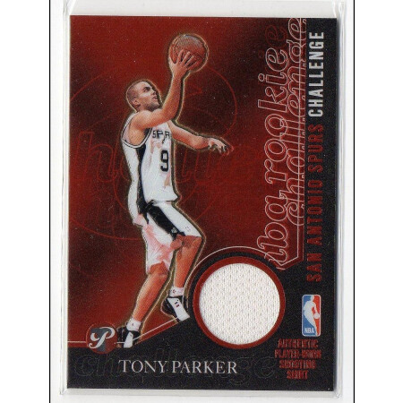 TONY PARKER - SPURS - KARTA NBA