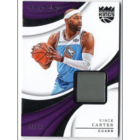 VINCE CARTER - KARTA NBA - KINGS