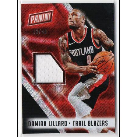 DAMIAN LILLARD - KARTA NBA - BLAZERS