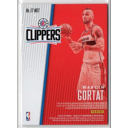 MARCIN GORTAT - KARTA NBA - WIZARDS