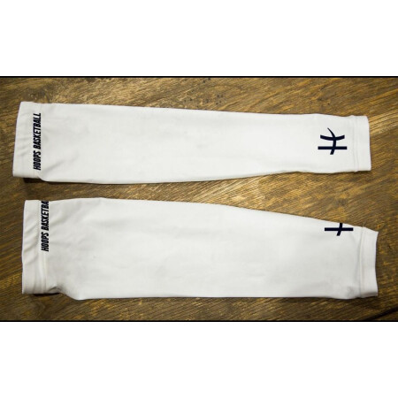 RĘKAW DO RZUTÓW - HOOPS BASIC WHITE ARMSLEEVE