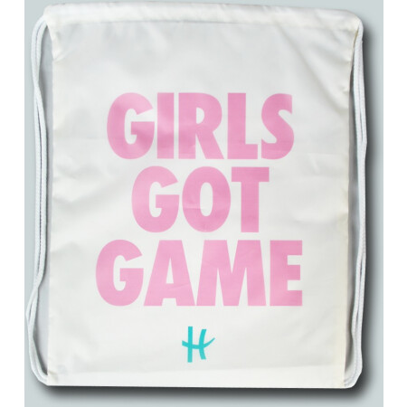 GIRLS GOT GAME / ONE GAME. ONE LOVE - WOREK NA BUTY
