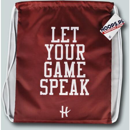 HOT HANDED. COLD BLOODED / LET YOUR GAME SPEAK - WOREK NA BUTY