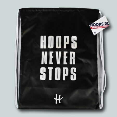 HOT HANDED. COLD BLOODED / HOOPS NEVER STOPS - WOREK NA BUTY