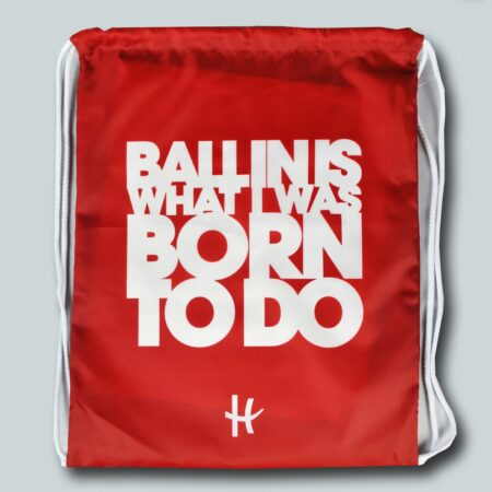 IN BALL WE TRUST / BALLIN IS WHAT I WAS BORN TO DO - WOREK NA BUTY