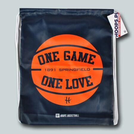 ONE GAME. ONE LOVE / 1891 SPRINGFIELD - WOREK NA BUTY