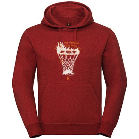 HOT HANDED COLD BLOODED HOODY