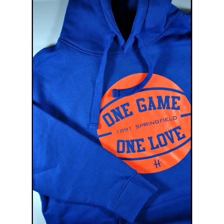 ONE GAME ONE LOVE HOODY