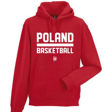 POLAND BASKETBALL TEAM HOODY