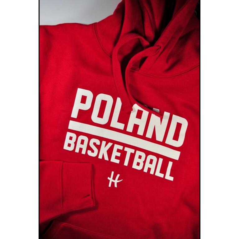POLAND BASKETBALL TEAM HOODY