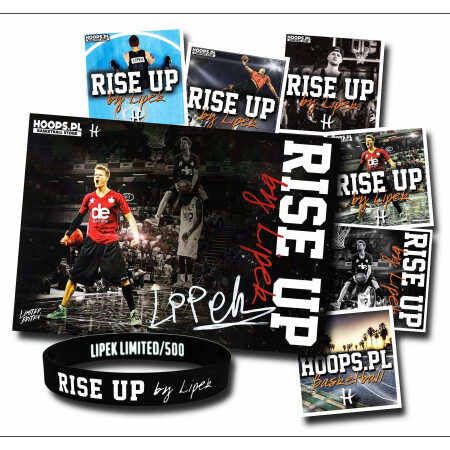 RISE UP BY LIPEK - LIMITED PACK